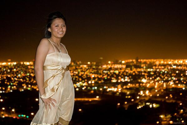 Kristina's Pre-Debut Photo Shoot