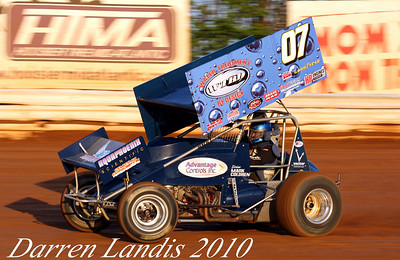 Williams Grove 4-30-2010