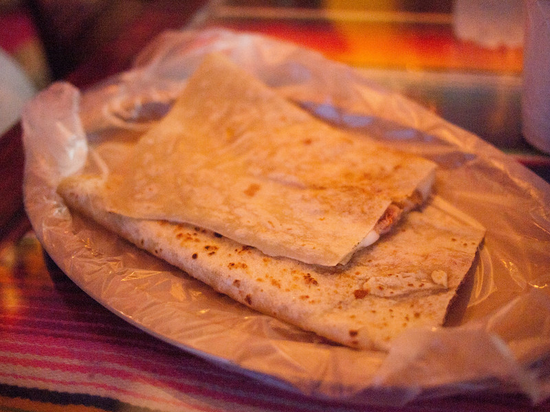 The BEST quesadillas ever
