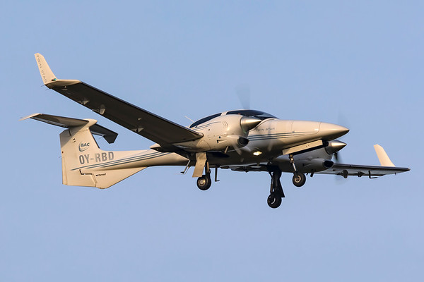 OY-RBD - Diamond DA42 Twin Star