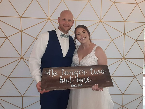 THE WEDDING OF MR. AND MRS. GREEN