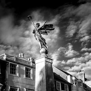 Lewes [Black & White]