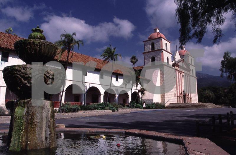 "Santa Barbara Mission, ""Santa Barbara"", Mission"