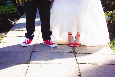 Mr. & Mrs. Ballinger {by Whitney}