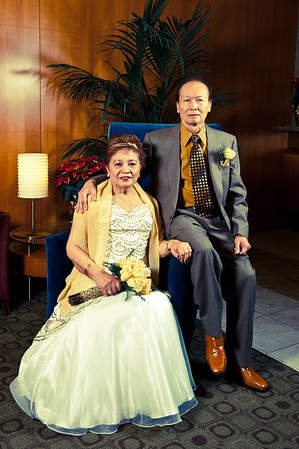 Tony & Dinna Geronimo 50th Wedding Anniv