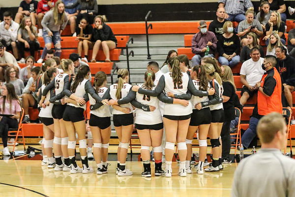 Coweta Tiger Volleyball Regional Champs 2020 #2