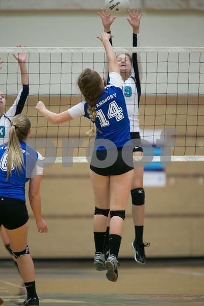 JD vs Stansbury JV Volleyball