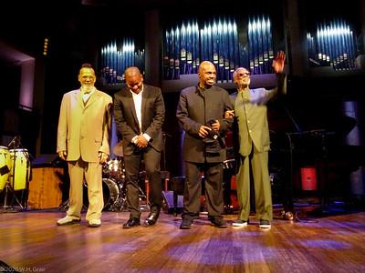 Ahmad Jamal at JFK Perf'g Arts Centr 2020-02-08
