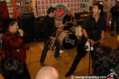 Channel 3 DVD Release - at the Virgin Mega Store - Orange, CA - May 8, 2008