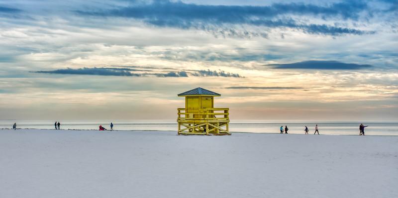 White Sand Beaches in Florida
