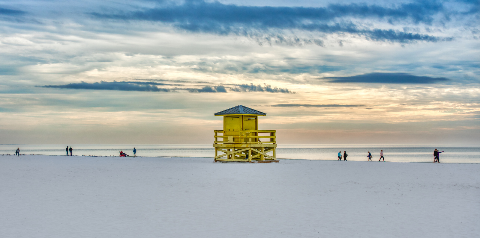 White Sand Beaches in Florida