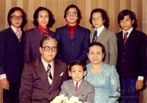 Pastor Obadja Family