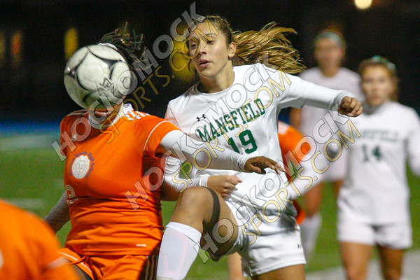 Mansfield-Newton South Girls Soccer - 11-08-18