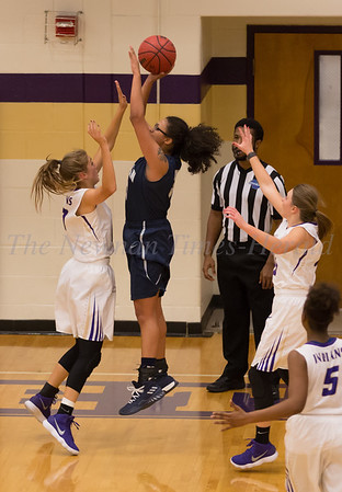East Coweta-Newnan Girls Basketball 12/15/17