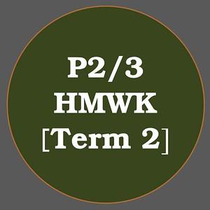 P2/3 HMWK T2