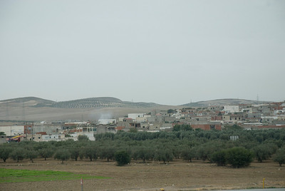Way to Dougga