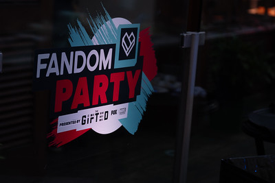 SDCC Fandom Party 2018 (Full)