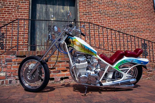 Todd Redford's Custom Bike