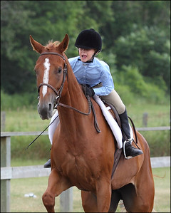 Northumberland County Riders 7/08/2012