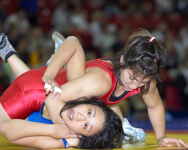 Friday Women's Freestyle Challenges