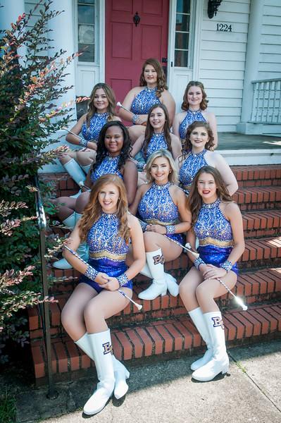BCHS Majorettes