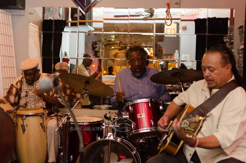 Richard Pierson & Friends: DVL Lounge 2015-07-17