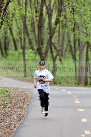 1 Mile Finish