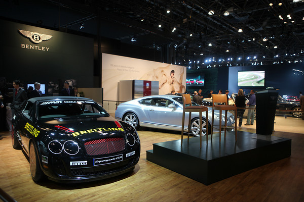 Bentley - 2011 NYIAS