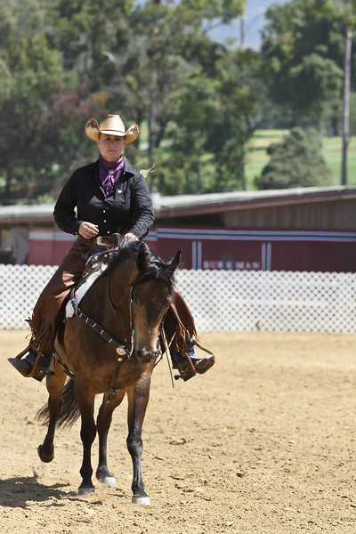 HA/AA Open Ranch Riding