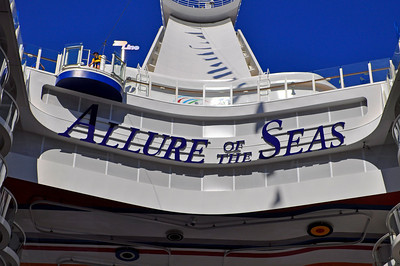 Allure of the Seas Inaugral Cruise