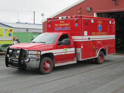 Point Lay Fire Department Alaska