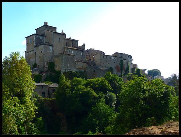 Grotte di Castro (Viterbo)