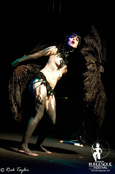 The Dublin Burlesque Festival - Gala Showcase - 2011