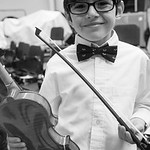 Elementary Strings Concert, January 15, 2015