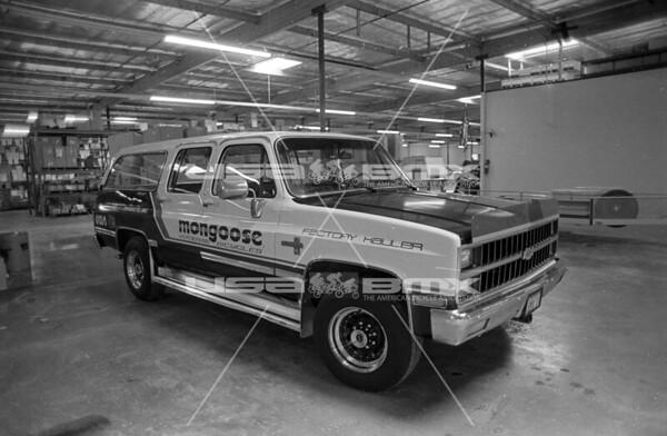 1979-1981 Manufacturers Tour