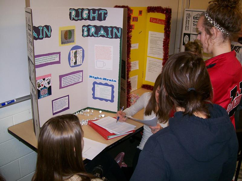 Interactive Psychology Fair at Lutheran West
