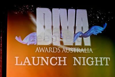 DIVA awards 2010 LAUNCH