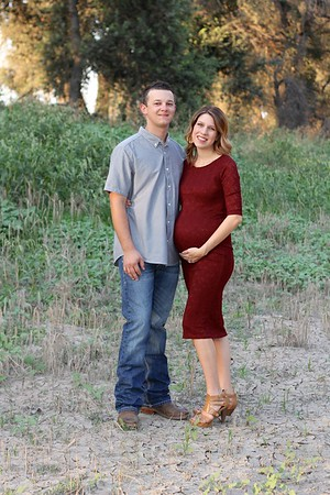 Baby Kinsley Maternity Session 2016