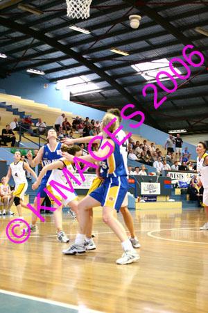 ABA Womens Grand Final Ballarat Vs Bendigo 3-9-06