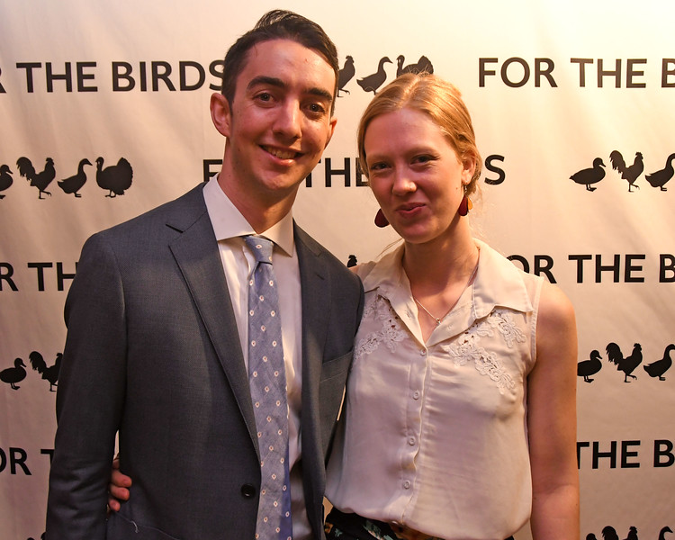 """Critically acclaimed """"For the Birds"""" NYC Documentary Film Premiere and Afterparty"""