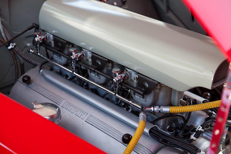 1953 Ferrari 250 Sports Berlinetta Vignale