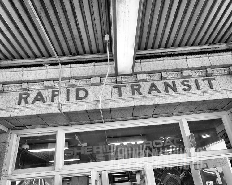 Rapid Transit - Sheridan Road Station