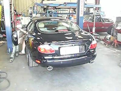 my 2003 jaguar xkr