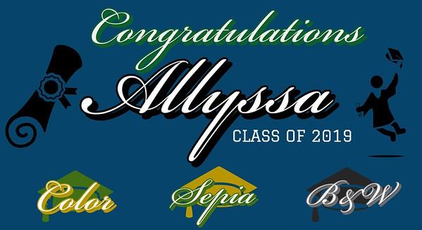 Allyssa's Graduaton Party