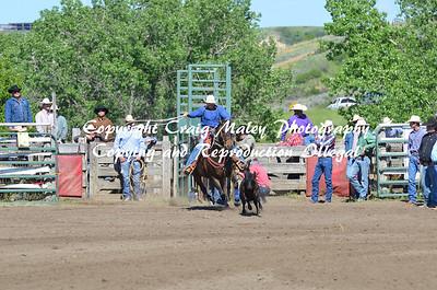 06-07-14 Slack Calf Roping
