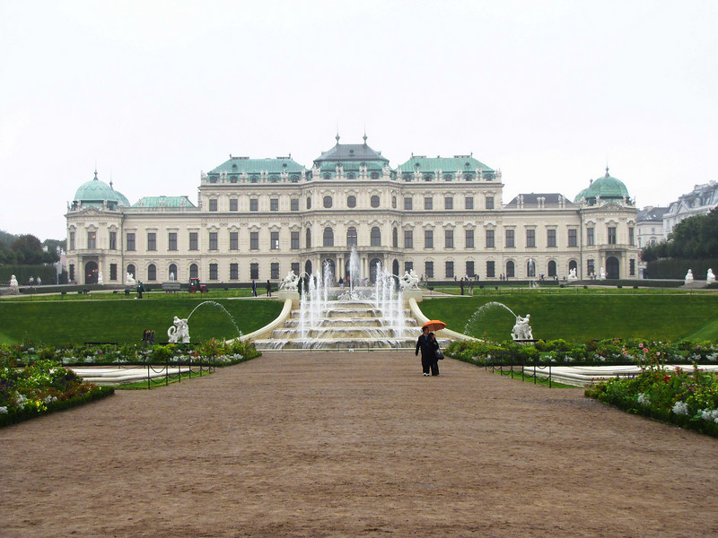 39-Upper Belvedere, upper fountain