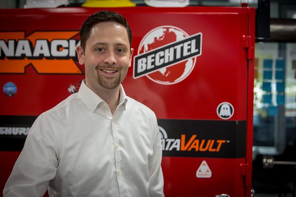 2018 3-15 David Wilson, Bechtel Corporation