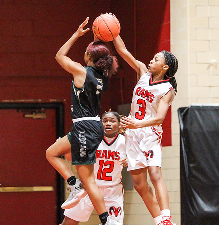 Girls Basketball: Suitland vs. Flowers