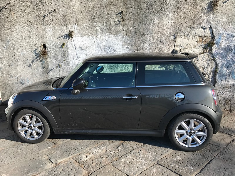Mini spotted in Trieste, Italy