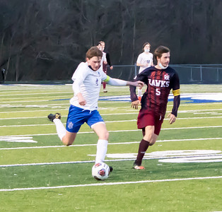 3/23/21 Varsity Soccer Col 5 Gibault 0